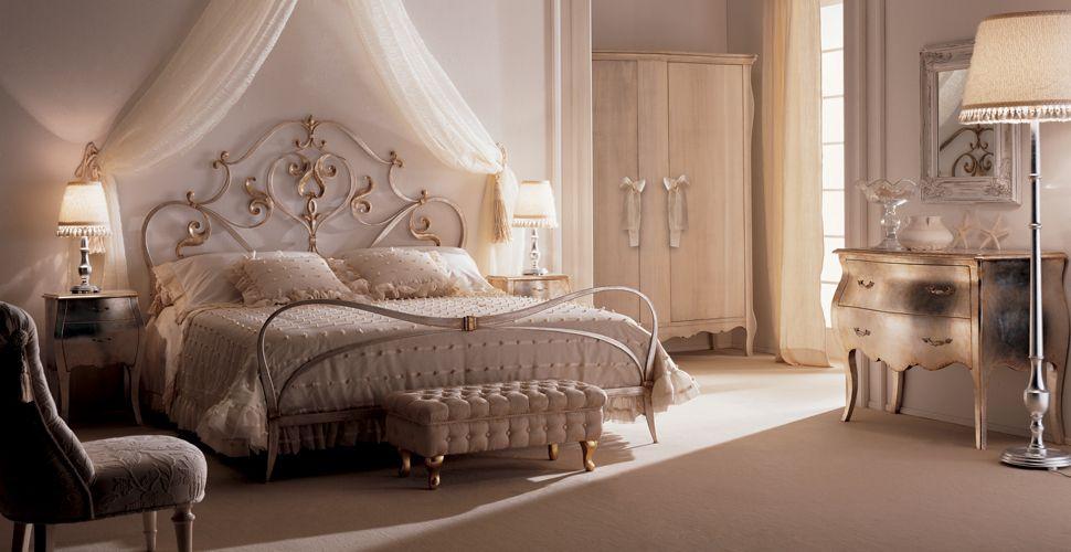 Camere da letto con letto in ferro battuto simple - Camere da letto con letto in ferro battuto ...