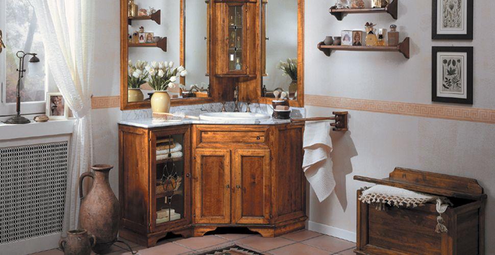 Bagni beretta ottavio for Mobile angolare bagno
