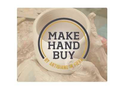 MAKE HAND BUY: LA VETRINA DELL'ARTIGIANATO
